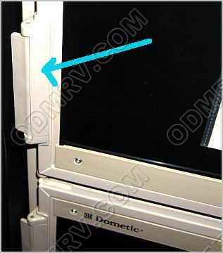 Dometic Refrigerator handle 2931199026 [46-0213] - $68 95 : Out-of