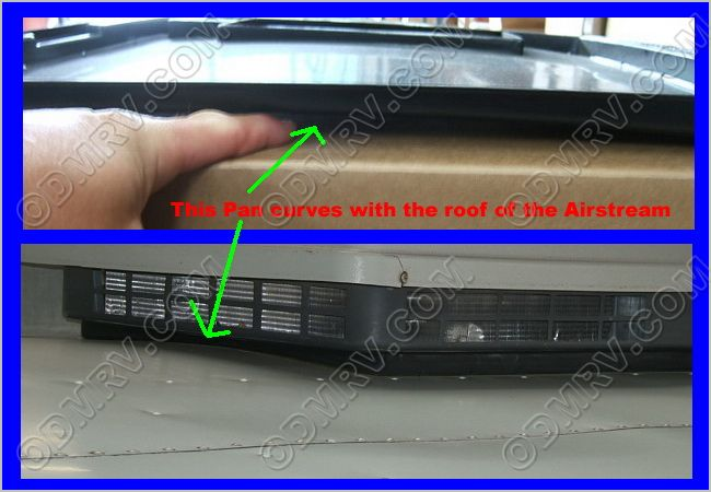 Drain Pan for Dometic Penguin AC 961270 [961270] - $102 95