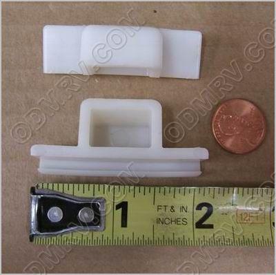 Door Striker White Plastic 201246 201246 7 95 Out