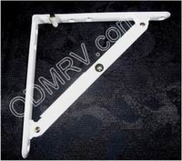 Airstream Folding Shelf Bracket 381614 [381614] - $6 95