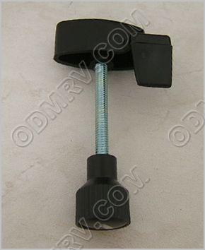 Shower Door Latch Black 703626 100 703626 100 3 95