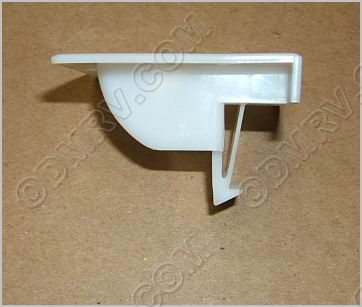 Airstream Cabinet Catch White 18669 18669 10 95 Out