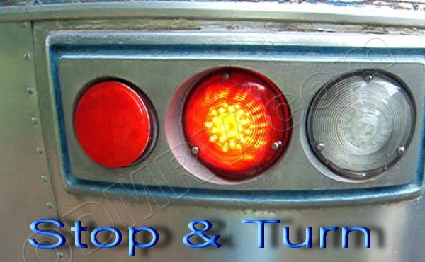 Led Tail Light Kit For Airstream Units From 1965 74 Led