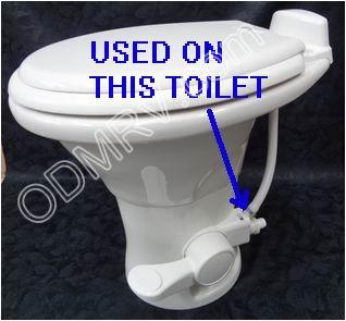 Water Valve Kit Dometic Toilet 385311641 385311641 44