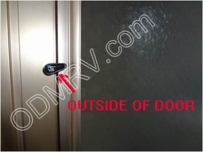 Shower Door Latch 703911-101 [703911-101] - $8 95 : Out-of
