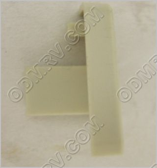 Curtain Track End LH off White 200785 [200785] - $1.95 : Out-of ...