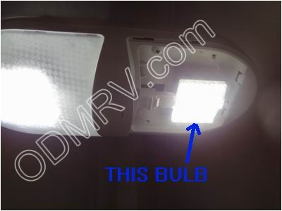 LED 25 Push In Bulb 512442-100 - Click Image to Close