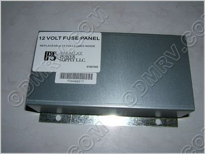 12 Volt Fuse Panel 55 8877 55 8877 46 95 Out Of