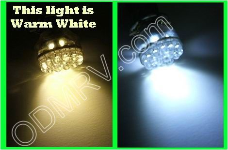 Warm White Spot reading light B1156WWSpot - Click Image to Close