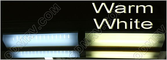LED Warm White strip for repairing 12in light T250mmWW - Click Image to Close